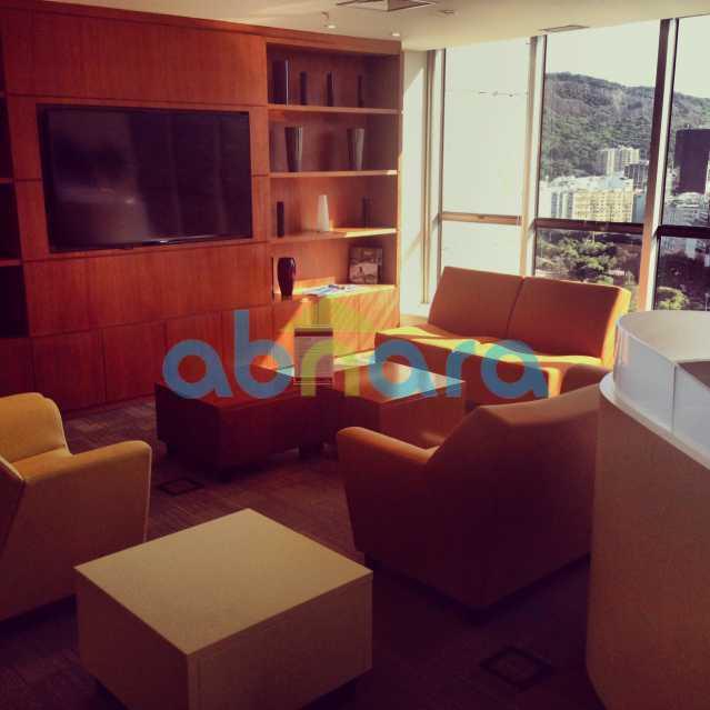 1 - Sala Comercial 15m² para alugar Botafogo, Rio de Janeiro - R$ 11.900 - CPSL00076 - 3