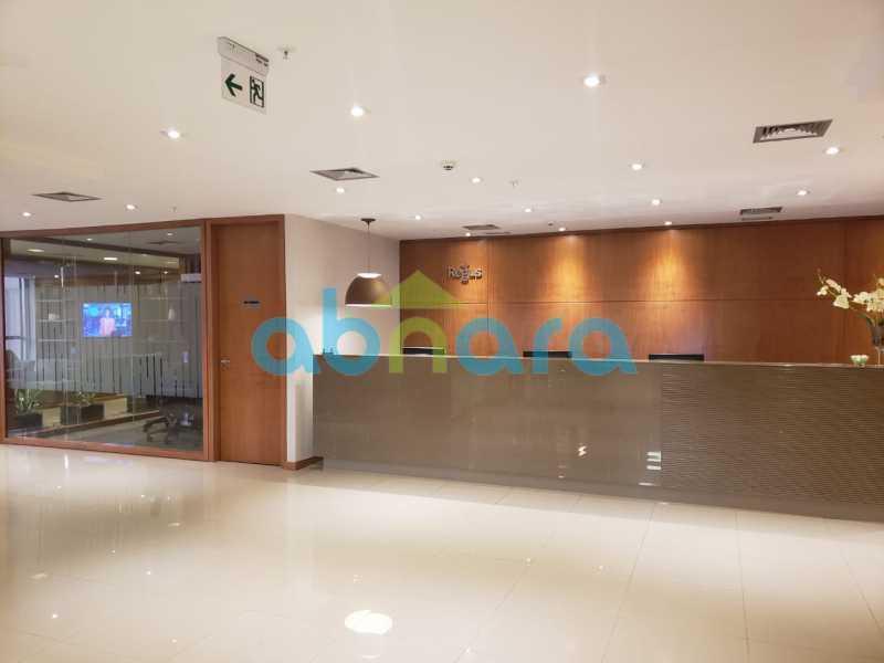2 - Sala Comercial 15m² para alugar Botafogo, Rio de Janeiro - R$ 11.900 - CPSL00076 - 1