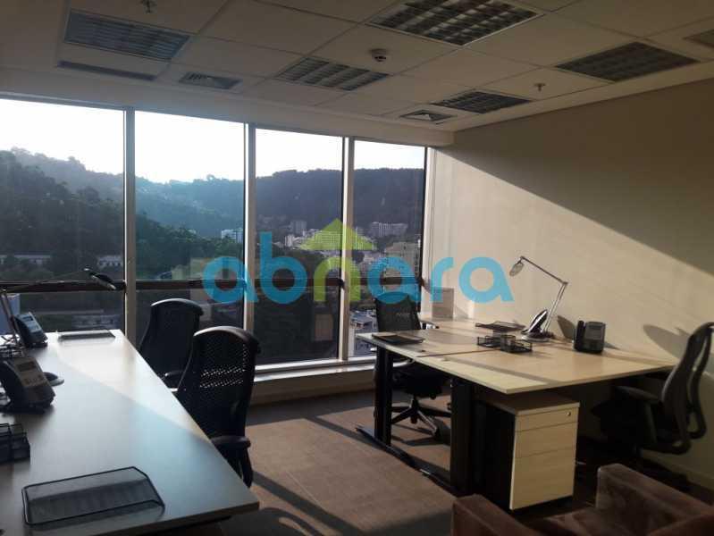 3 - Sala Comercial 15m² para alugar Botafogo, Rio de Janeiro - R$ 11.900 - CPSL00076 - 4
