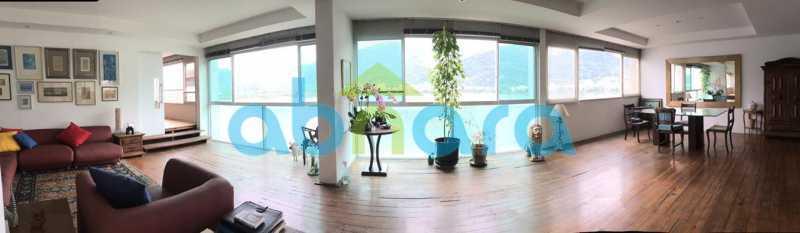 06 - Apartamento 4 quartos à venda Lagoa, Rio de Janeiro - R$ 3.750.000 - CPAP40393 - 7