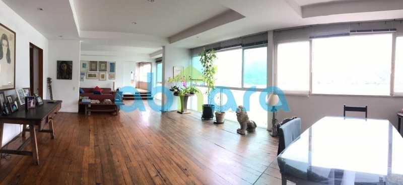 07 - Apartamento 4 quartos à venda Lagoa, Rio de Janeiro - R$ 3.750.000 - CPAP40393 - 8