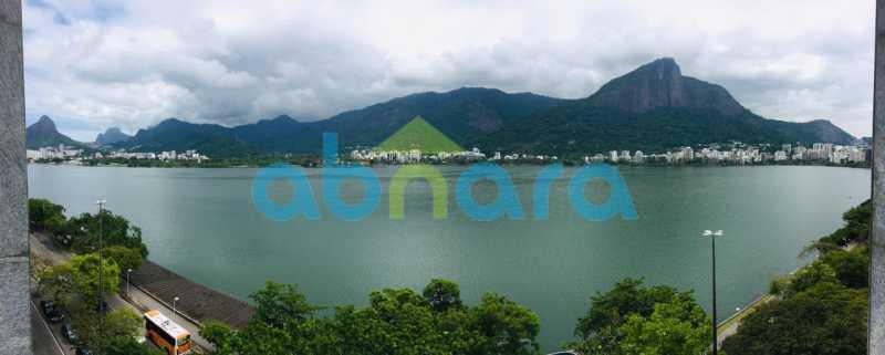 02 - Apartamento 4 quartos à venda Lagoa, Rio de Janeiro - R$ 3.750.000 - CPAP40393 - 3