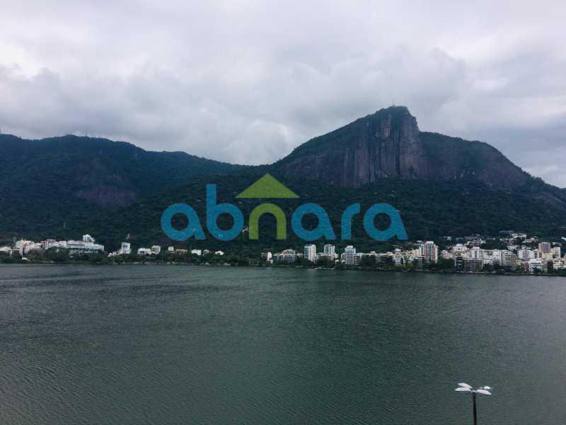 01 - Apartamento 4 quartos à venda Lagoa, Rio de Janeiro - R$ 3.750.000 - CPAP40393 - 1