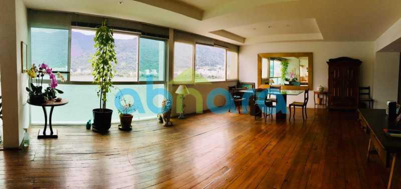 08 - Apartamento 4 quartos à venda Lagoa, Rio de Janeiro - R$ 3.750.000 - CPAP40393 - 9
