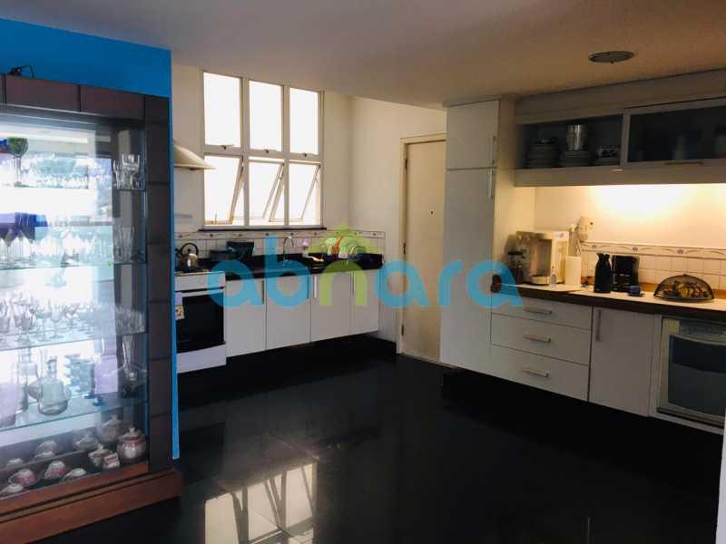 09 - Apartamento 4 quartos à venda Lagoa, Rio de Janeiro - R$ 3.750.000 - CPAP40393 - 10