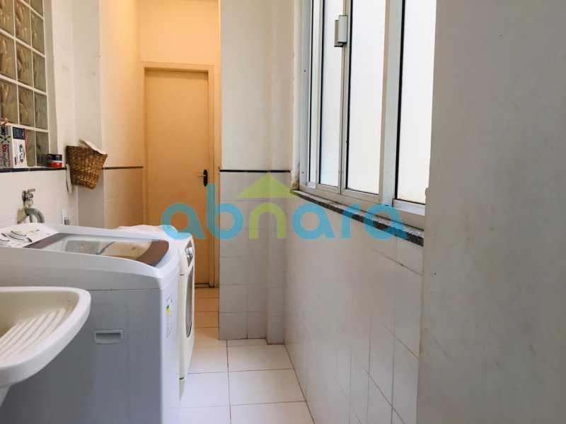 18 - Apartamento 4 quartos à venda Lagoa, Rio de Janeiro - R$ 3.750.000 - CPAP40393 - 19