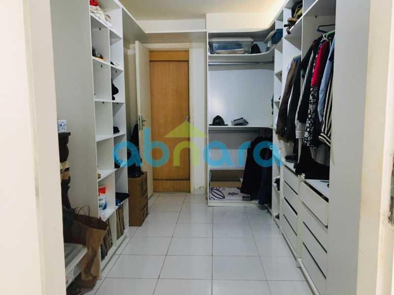 19 - Apartamento 4 quartos à venda Lagoa, Rio de Janeiro - R$ 3.750.000 - CPAP40393 - 20
