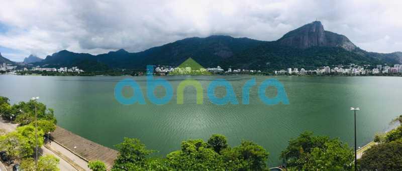03 - Apartamento 4 quartos à venda Lagoa, Rio de Janeiro - R$ 3.750.000 - CPAP40393 - 4