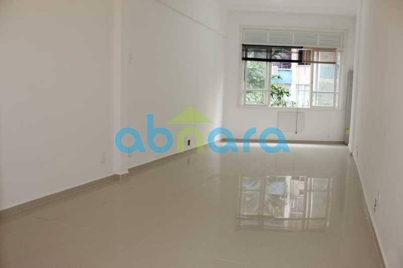 1 - Apartamento de 1 Quarto em Copacabana. - CPAP10363 - 1