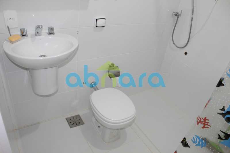 7 - Apartamento de 1 Quarto em Copacabana. - CPAP10363 - 7