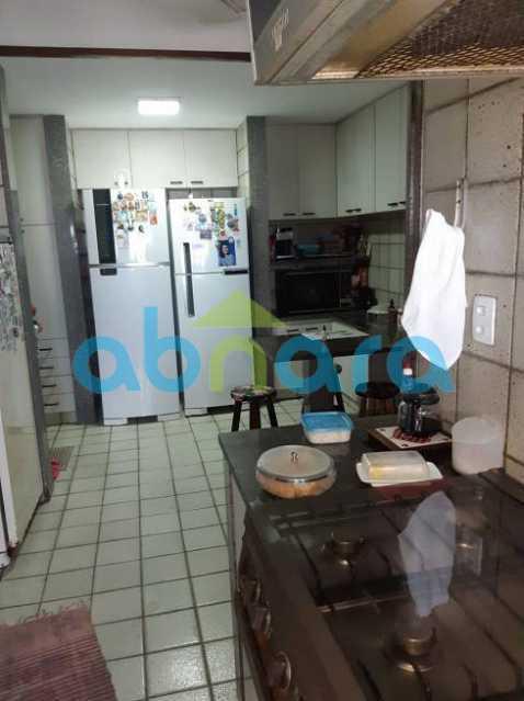 Cozinha - A Venda no Leblon, Cobertura, 283M², 3 Vagas - CPCO30072 - 9