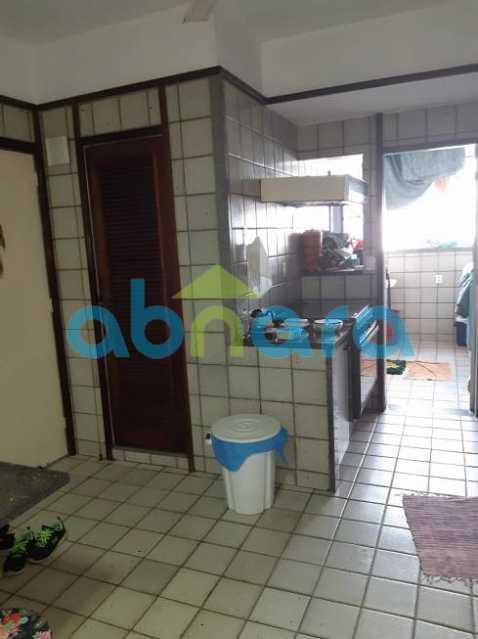 Cozinha - A Venda no Leblon, Cobertura, 283M², 3 Vagas - CPCO30072 - 8