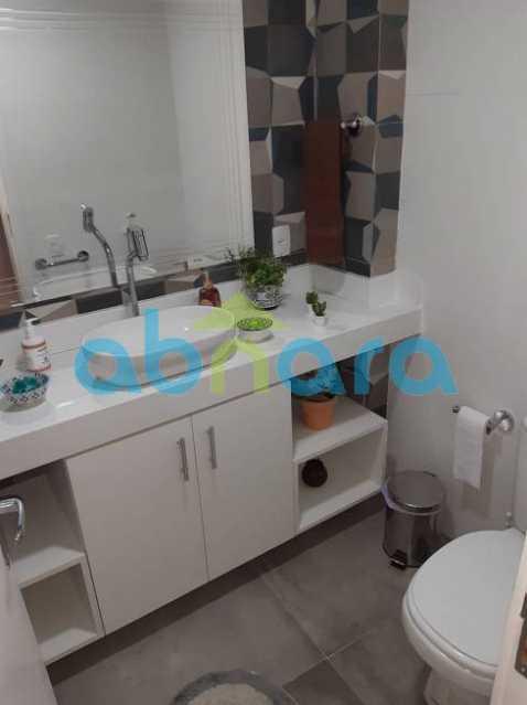 Banheiro - A Venda no Leblon, Cobertura, 283M², 3 Vagas - CPCO30072 - 10