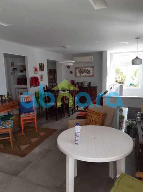Salão - A Venda no Leblon, Cobertura, 283M², 3 Vagas - CPCO30072 - 11