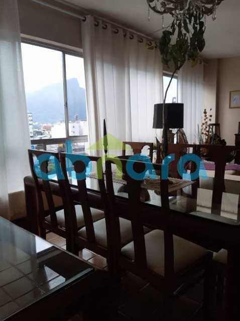 Salão - A Venda no Leblon, Cobertura, 283M², 3 Vagas - CPCO30072 - 12