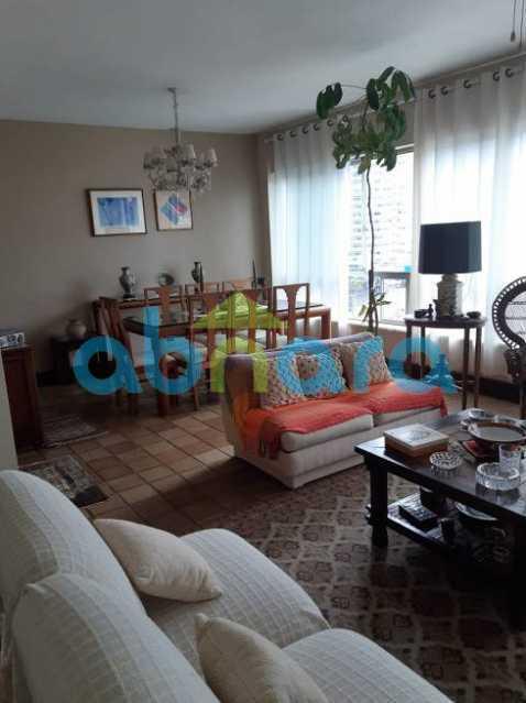 Salão - A Venda no Leblon, Cobertura, 283M², 3 Vagas - CPCO30072 - 14