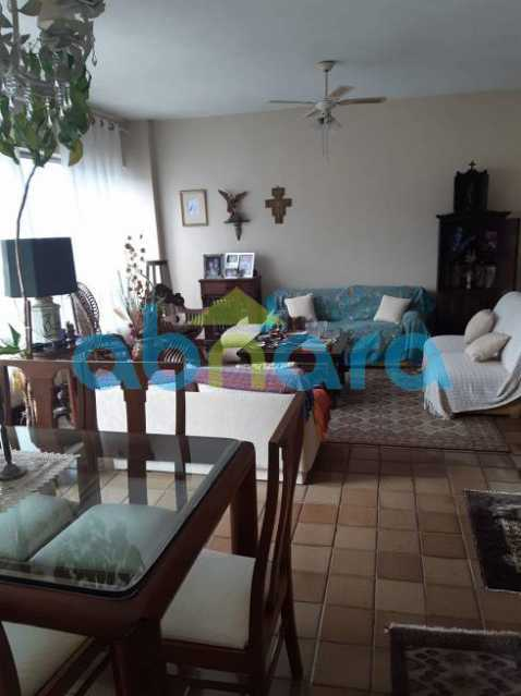 Salão - A Venda no Leblon, Cobertura, 283M², 3 Vagas - CPCO30072 - 15