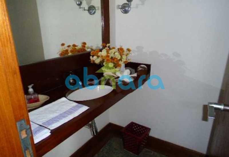 Lavabo - Jardim Botânico, Casa, 550M², 4 Suites, 4 Vagas - CPCA40023 - 4
