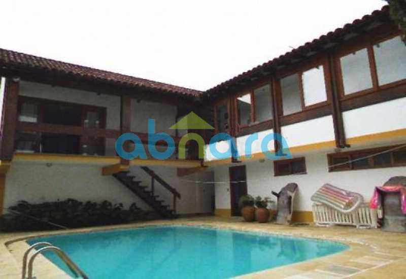 Piscina - Jardim Botânico, Casa, 550M², 4 Suites, 4 Vagas - CPCA40023 - 1