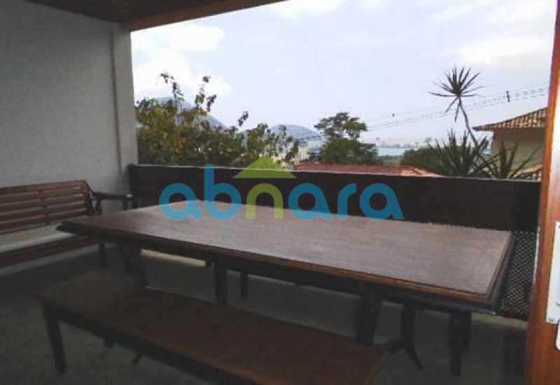 Sala de Almoço - Jardim Botânico, Casa, 550M², 4 Suites, 4 Vagas - CPCA40023 - 3
