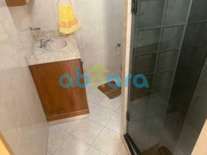 6 - Apartamento em Copacabana de 1 Quarto na Quadra da Praia. - CPAP10374 - 7