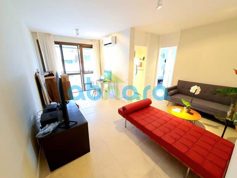 1. - Apartamento 1 quarto à venda Leblon, Rio de Janeiro - R$ 1.250.000 - CPAP10375 - 1