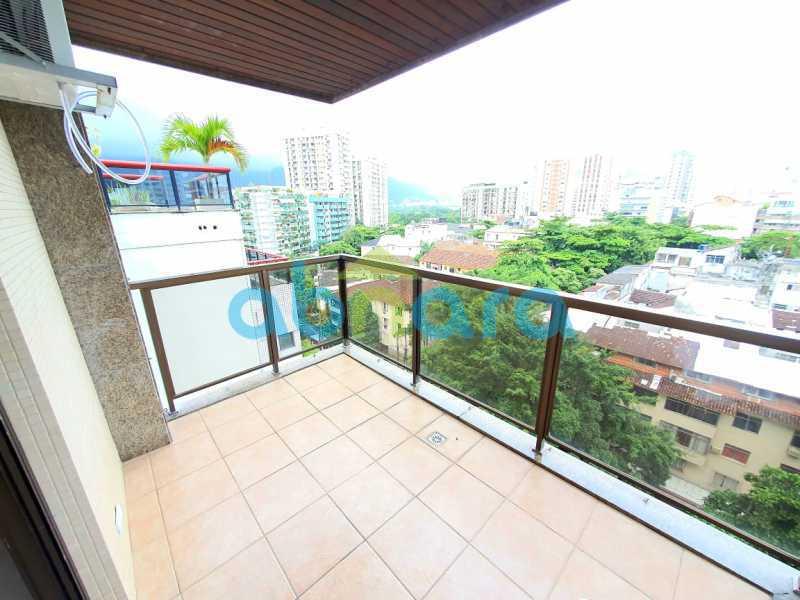 5. - Apartamento 1 quarto à venda Leblon, Rio de Janeiro - R$ 1.250.000 - CPAP10375 - 6