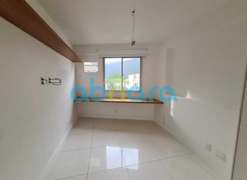 9. - Apartamento 2 quartos à venda Lagoa, Rio de Janeiro - R$ 1.480.000 - CPAP20639 - 8