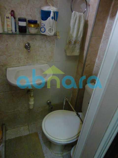 DSC01081 - Kitnet/Conjugado 20m² à venda Copacabana, Rio de Janeiro - R$ 255.000 - CPKI10180 - 11