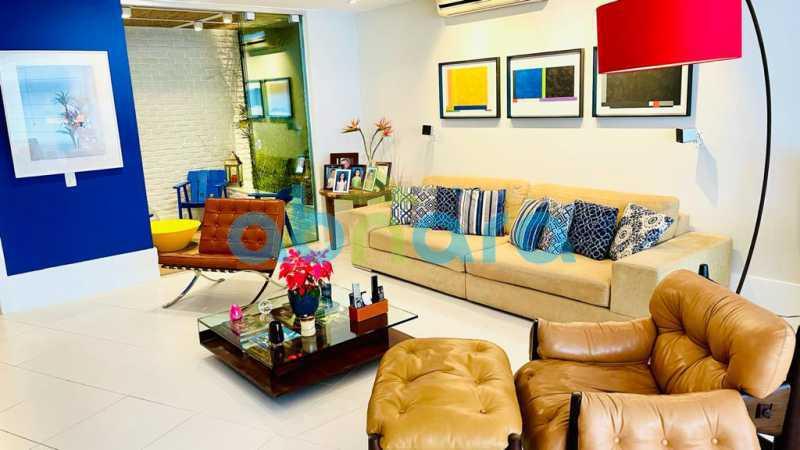 01. - Apartamento 4 quartos à venda Lagoa, Rio de Janeiro - R$ 2.700.000 - CPAP40413 - 1