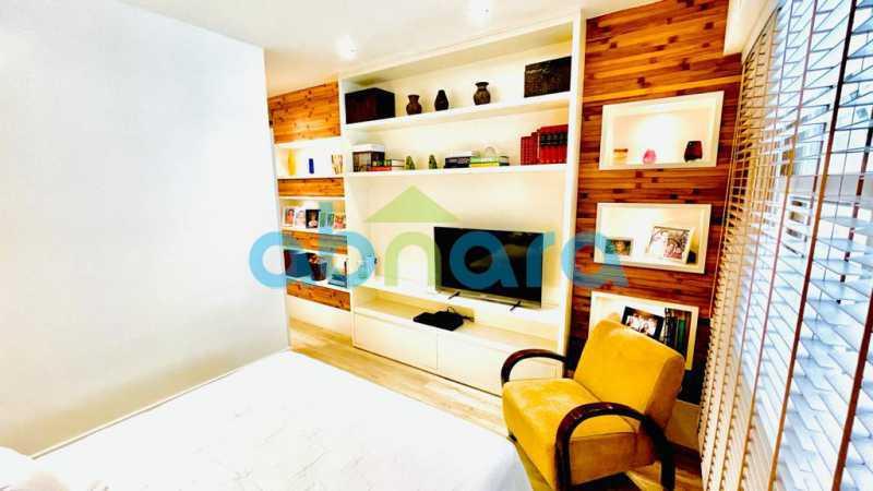 10. - Apartamento 4 quartos à venda Lagoa, Rio de Janeiro - R$ 2.700.000 - CPAP40413 - 11