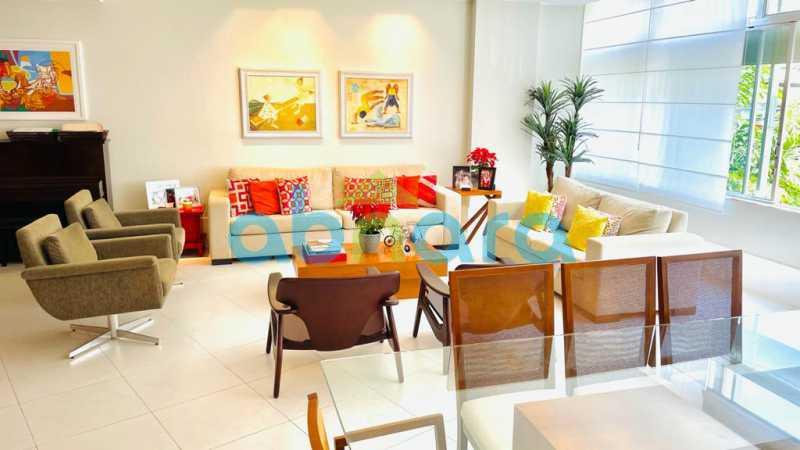 15. - Apartamento 4 quartos à venda Lagoa, Rio de Janeiro - R$ 2.700.000 - CPAP40413 - 16