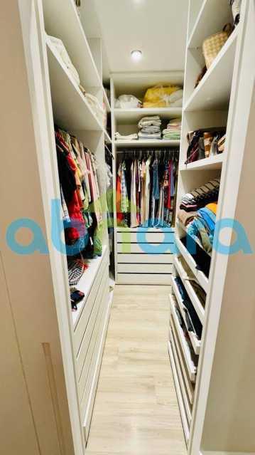 17. - Apartamento 4 quartos à venda Lagoa, Rio de Janeiro - R$ 2.700.000 - CPAP40413 - 18