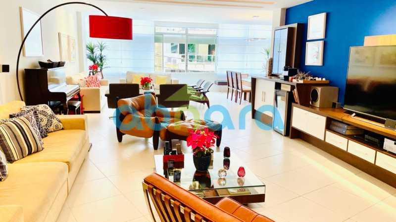 18. - Apartamento 4 quartos à venda Lagoa, Rio de Janeiro - R$ 2.700.000 - CPAP40413 - 19