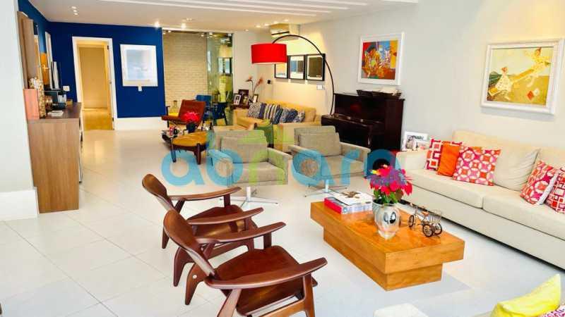 19. - Apartamento 4 quartos à venda Lagoa, Rio de Janeiro - R$ 2.700.000 - CPAP40413 - 20