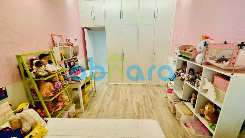 21. - Apartamento 4 quartos à venda Lagoa, Rio de Janeiro - R$ 2.700.000 - CPAP40413 - 22