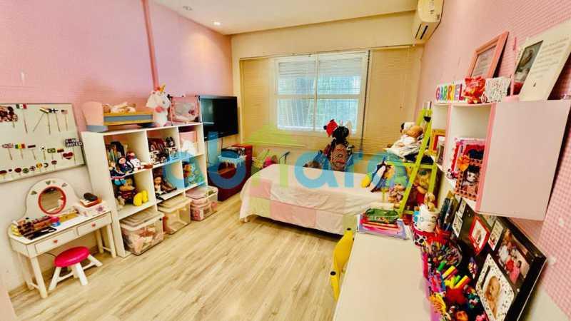 24. - Apartamento 4 quartos à venda Lagoa, Rio de Janeiro - R$ 2.700.000 - CPAP40413 - 25