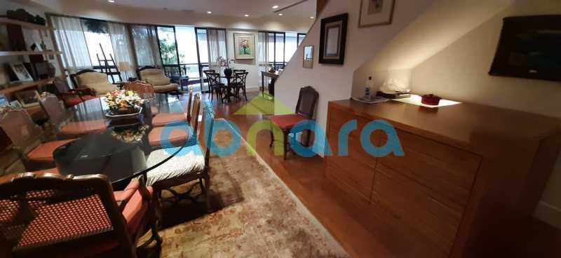 8. - Condomínio de luxo, Cobertura de 500m². - CPCO40085 - 9