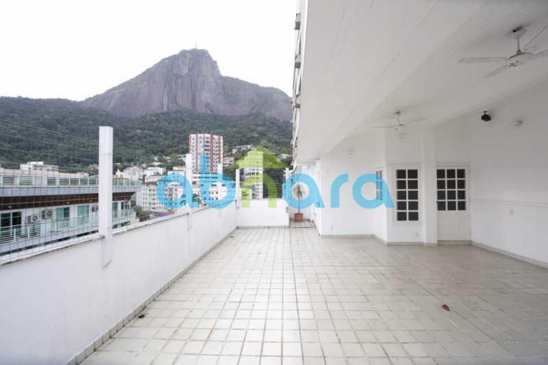 4 - Cobertura Duplex - 455m² no IPTU - Com Vista para Lagoa e Cristo. - CPCO40086 - 5