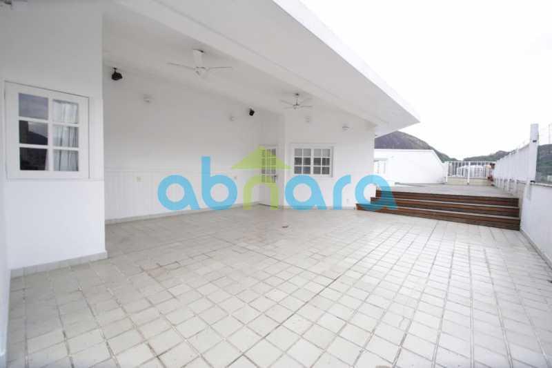 5 - Cobertura Duplex - 455m² no IPTU - Com Vista para Lagoa e Cristo. - CPCO40086 - 6