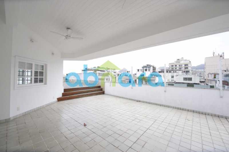 6 - Cobertura Duplex - 455m² no IPTU - Com Vista para Lagoa e Cristo. - CPCO40086 - 7