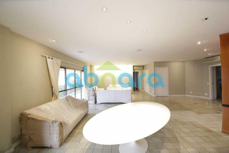 8 - Cobertura Duplex - 455m² no IPTU - Com Vista para Lagoa e Cristo. - CPCO40086 - 9