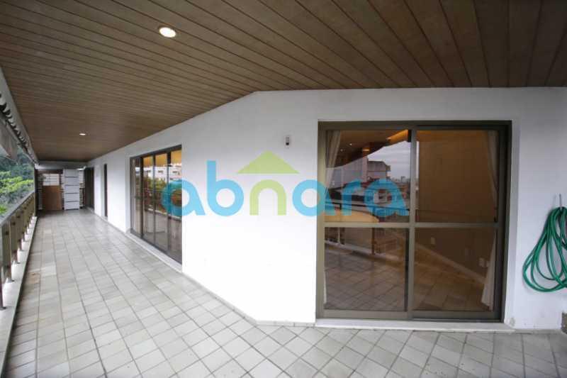 12 - Cobertura Duplex - 455m² no IPTU - Com Vista para Lagoa e Cristo. - CPCO40086 - 13