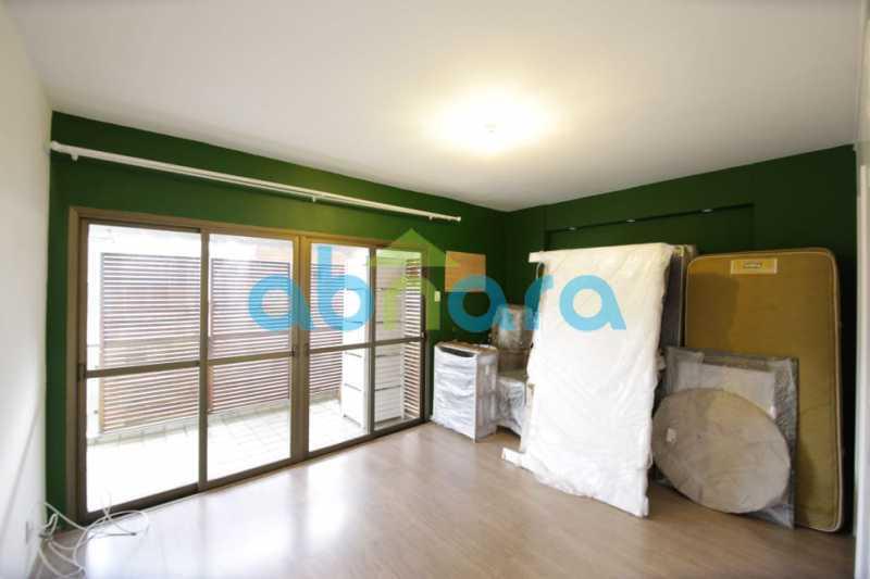 15 - Cobertura Duplex - 455m² no IPTU - Com Vista para Lagoa e Cristo. - CPCO40086 - 16