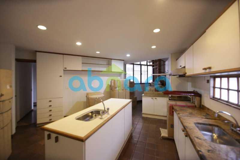 18 - Cobertura Duplex - 455m² no IPTU - Com Vista para Lagoa e Cristo. - CPCO40086 - 19