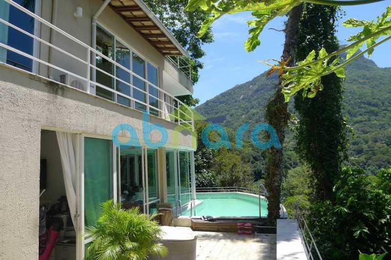 1ab26f52b905c9c0699a9243b76fa0 - Casa em Condomínio 4 quartos à venda São Conrado, Rio de Janeiro - R$ 3.675.000 - CPCN40013 - 1