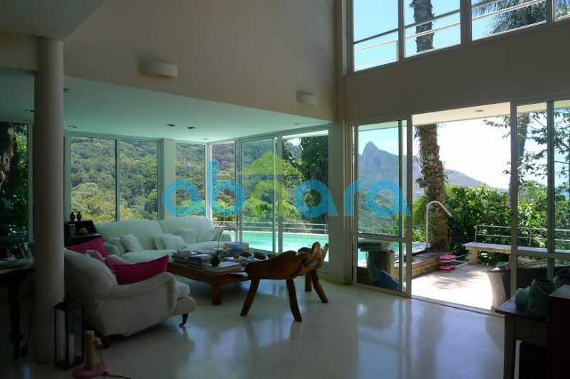 5c1025e2a917576bdbe117b19e310d - Casa em Condomínio 4 quartos à venda São Conrado, Rio de Janeiro - R$ 3.675.000 - CPCN40013 - 3