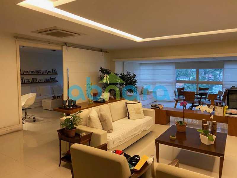 f4e12c44396f46ac7afbdca543d90c - Apartamento 5 quartos à venda São Conrado, Rio de Janeiro - R$ 2.780.000 - CPAP50036 - 1