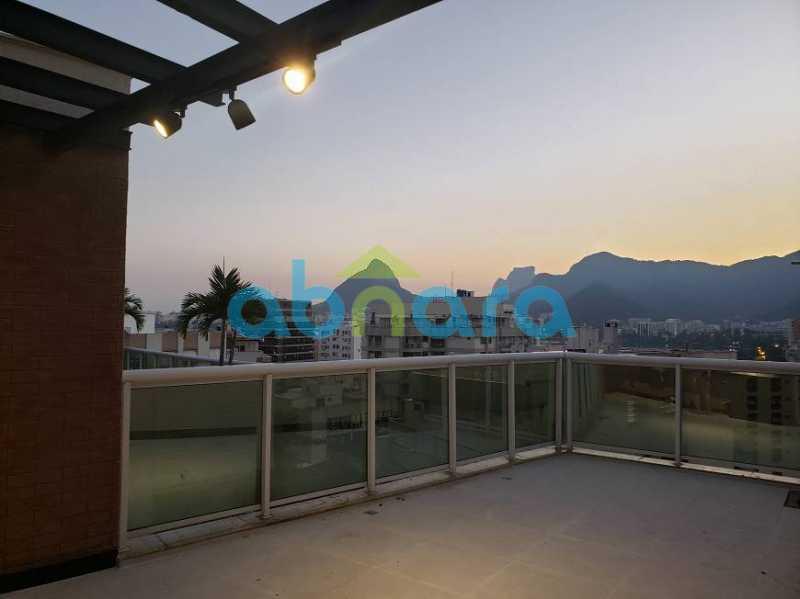f25ace016084617e78d06fa15d363e - Cobertura 4 quartos à venda Lagoa, Rio de Janeiro - R$ 2.730.000 - CPCO40087 - 1