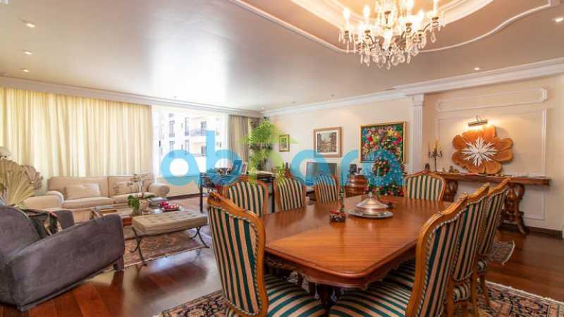 02 - Apartamento 3 quartos à venda Leblon, Rio de Janeiro - R$ 4.949.000 - CPAP31026 - 1